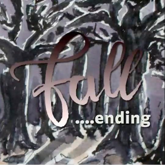 Efterår slutter