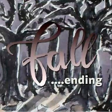 Efteråret slutter – en sød video
