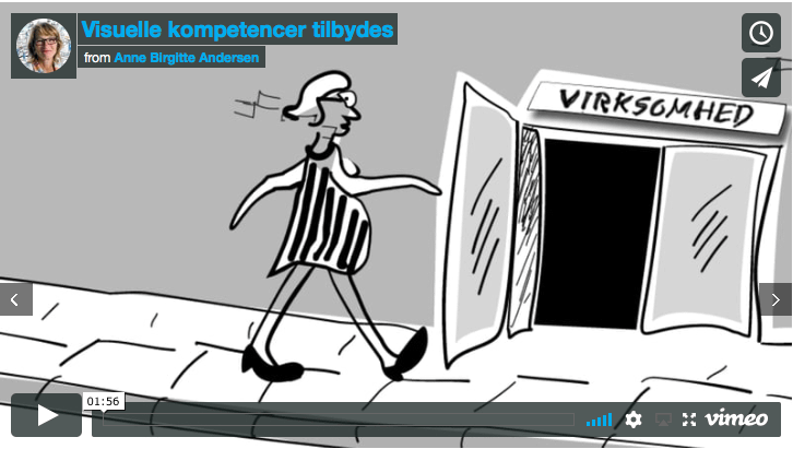 Brugbar Grafik videolink
